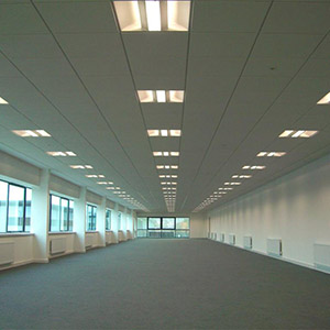 Suspended & MF ceilings - About Time Solutions, Swindon